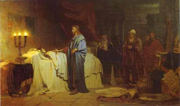 Por Qué Jesús Dejó Morir a la Hija de Jairo?   El Evangelio Segun ...