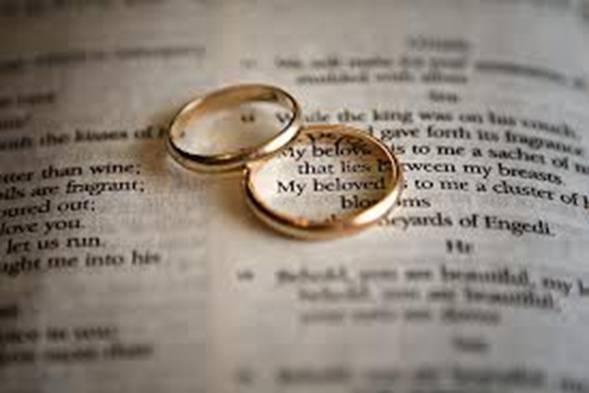Matrimonio Cristiano Biblia : La base de un matrimonio cristiano