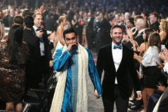 APphoto_ADDITION The 56th Annual GRAMMY Awards - Show